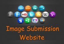 Image Submission Site