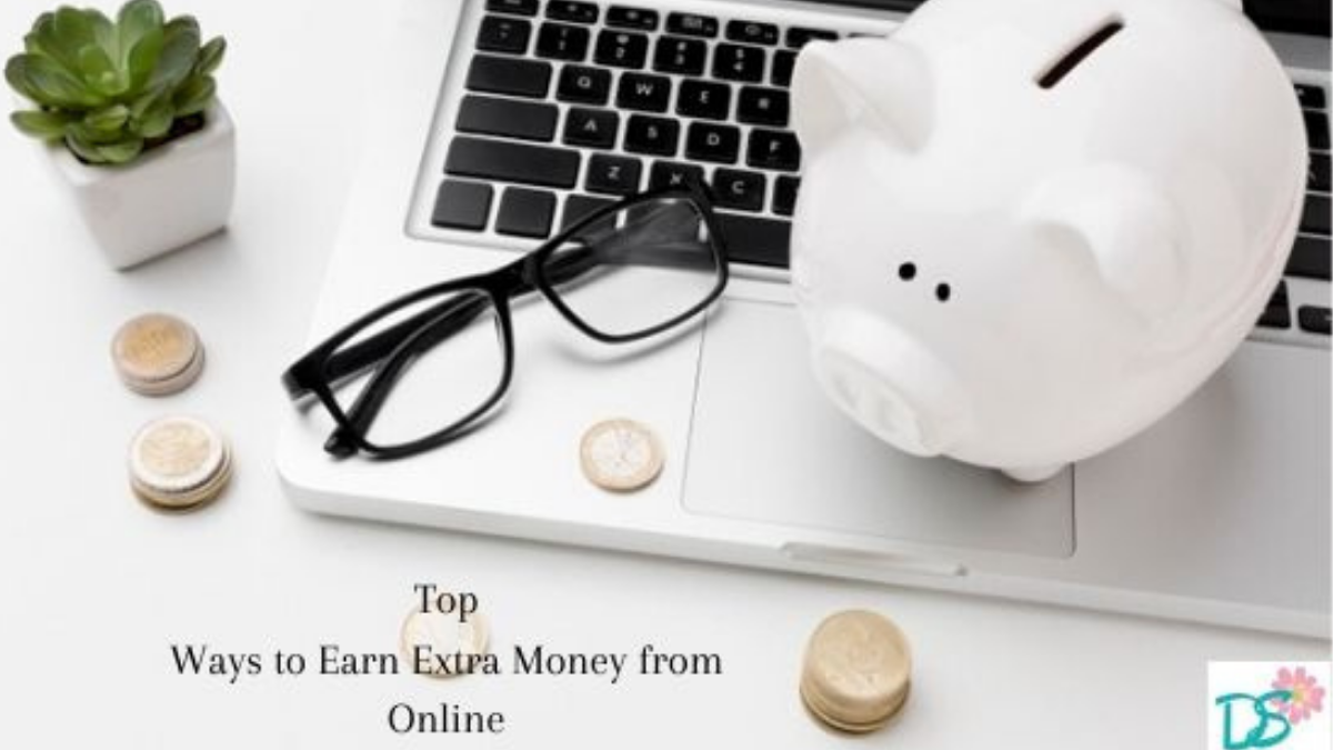 Earn Extra Money from Online