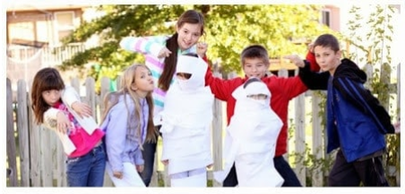halloween games for kids party