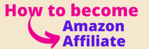 how affiliate marketing works with amazon