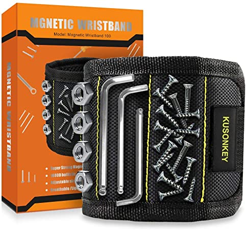 Magnetic Wristband Tools Gifts for Men