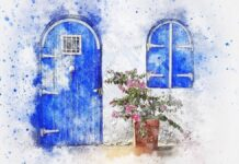 Paint Your uPVC Door
