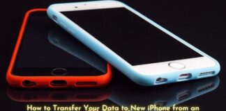 How to Transfer Your Data to New iPhone from an Old iPhone