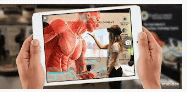 augmented reality for market